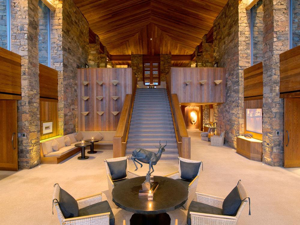 Amangani luxury hotel in wyoming united states for Luxury hotel jackson hole
