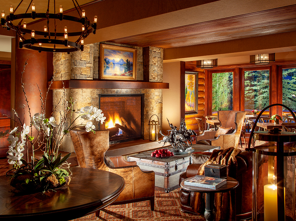 The Spa Suites At Rustic Inn