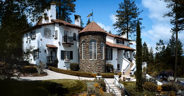 ch teau du sureau luxury hotel in yosemite national park
