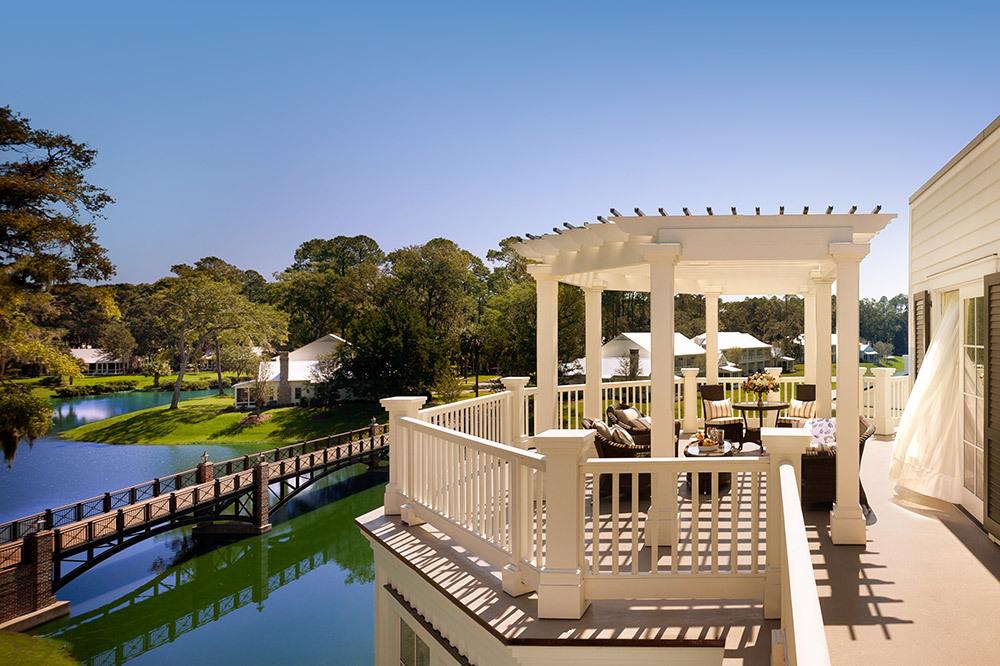 Montage Palmetto Bluff Luxury Hotel In South Carolina