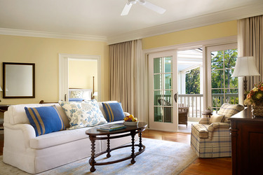 An Inn Suite at The Montage Palmetto Bluff, Bluffton, South Carolina