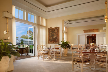 The Jessamine Restaurant at The Montage Palmetto Bluff, Bluffton, South Carolina