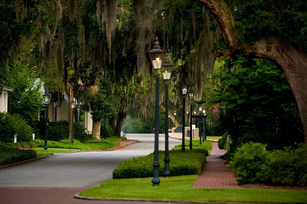 Wilson Village at The Montage Palmetto Bluff, Bluffton, South Carolina