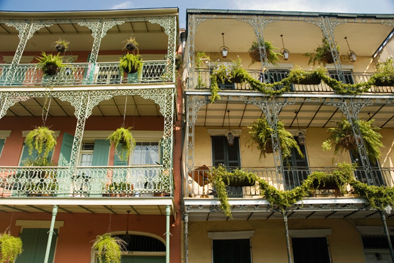 Weekend Getaway in New Orleans
