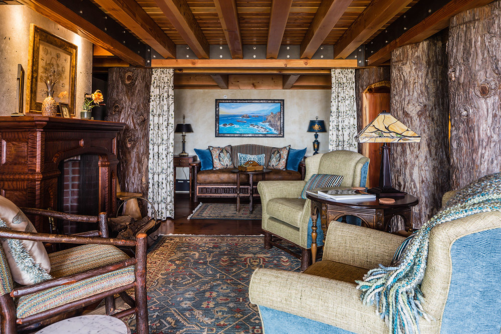 Newport Suite, Inn at Newport Ranch, Fort Bragg, California