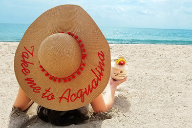 Oceanfront relaxation at Acqualina Resort & Spa in Miami, Florida