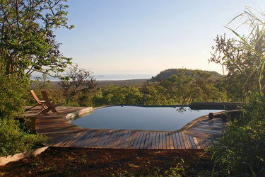 Galapagos Safari Camp pool