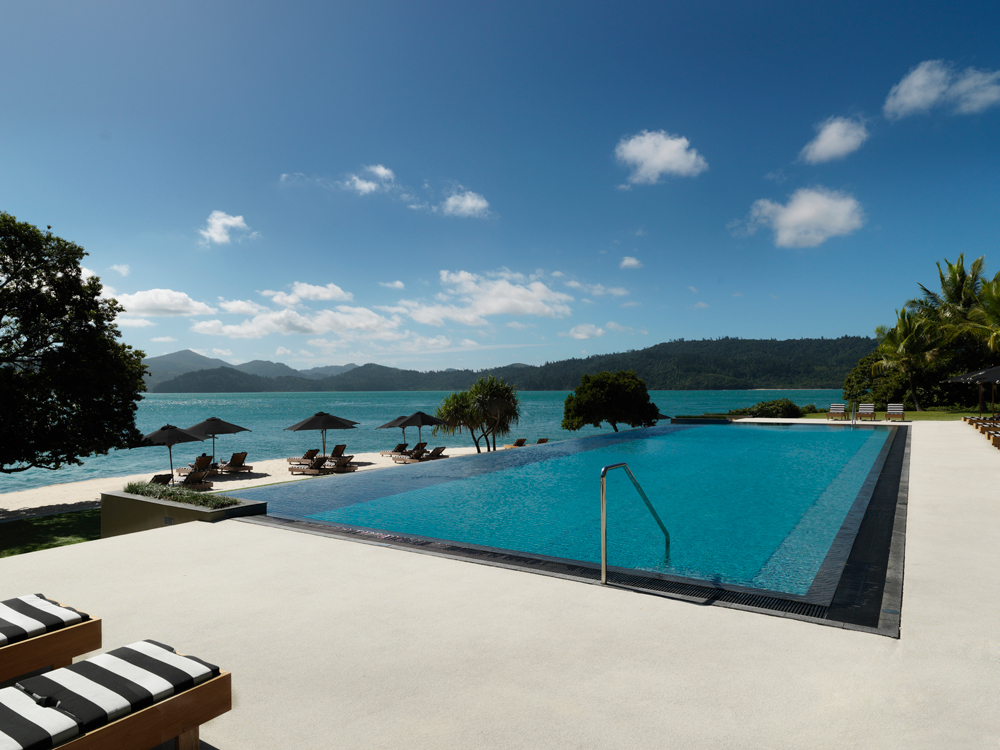Qualia Great Barrier Reef Luxury Hotel In Great Barrier