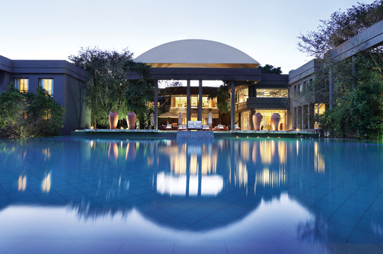 The Saxon Boutique Hotel, Villas & Spa