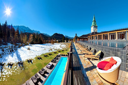 Where to stay in Bavarian Alps, Schloss Elmau Luxury Spa & Cultural Hideaway