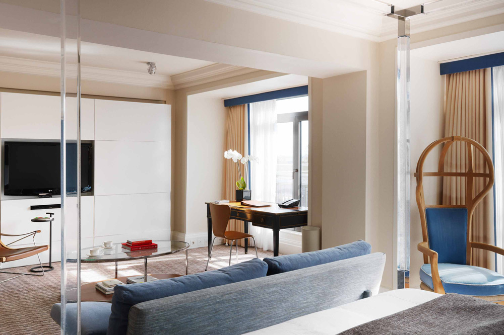 The Mayfair Suite at Athenaeum Hotel and Residences in London, Englad