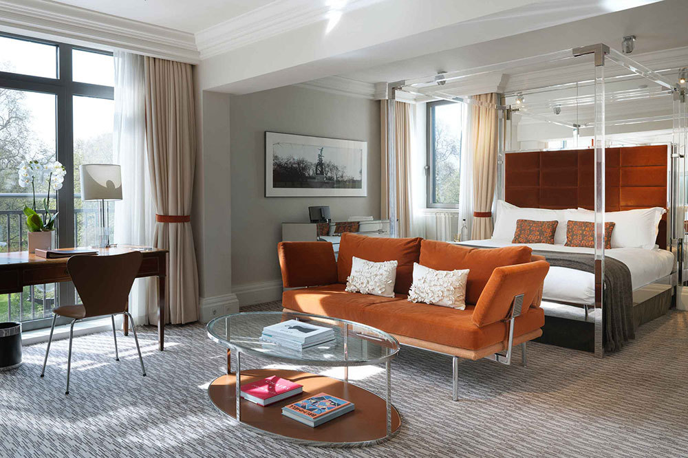 The Green Park Suite at The Athenaeum Hotel & Residences in London, England