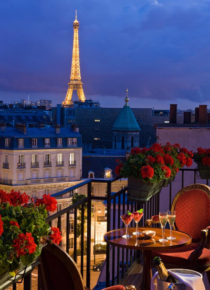 Hôtel San Régis | Luxury Hotel in Right Bank Paris