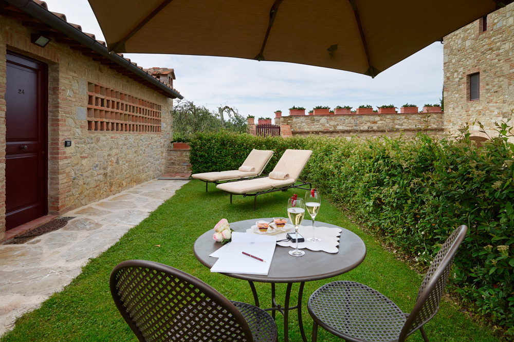 Hotel Le Fontanelle | Luxury Hotel in Tuscany Italy