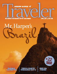 2015 April, May, June Traveler