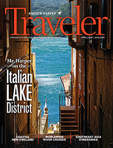 Apr / May / Jun 2016 Traveler