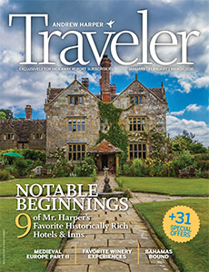 Jan / Feb / Mar 2016 Traveler