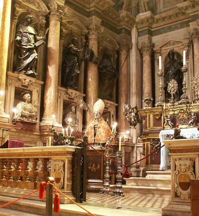 Milagres Católicos - San Gennaro