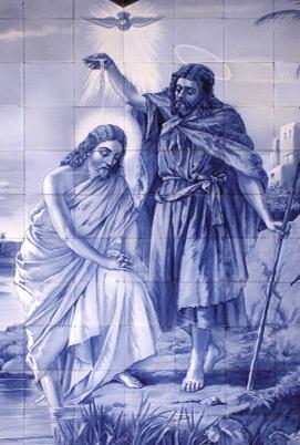 Por que Nosso Senhor veio ser batizado?