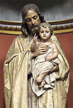São José: Conselheiro da Sabedoria Eterna