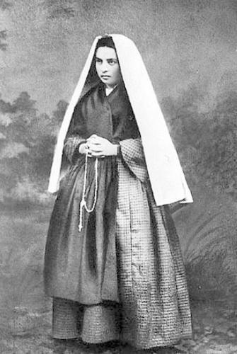 Nossa Senhora de Lourdes - Bernadette
