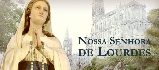Santo do dia: Nossa Senhora de Lourdes