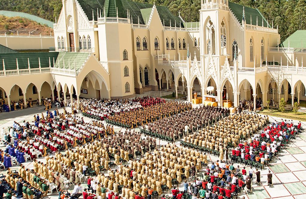 Perseguição religiosa à Igreja Católica no Brasil?