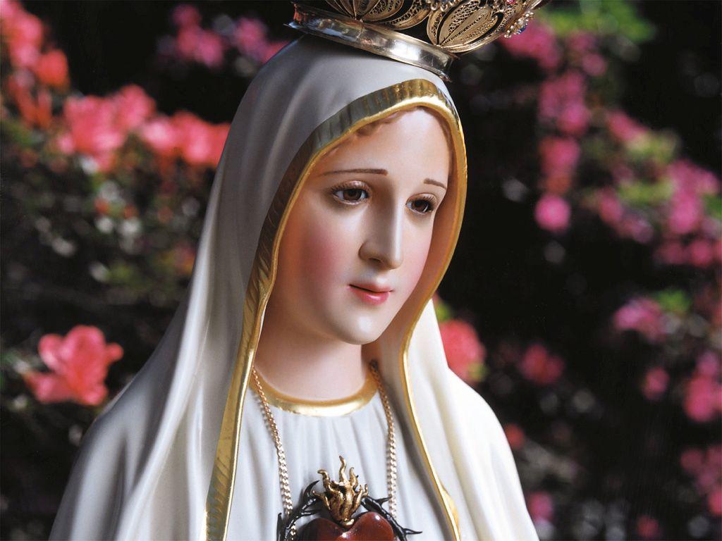 Oracao A Nossa Senhora De Fatima Arautos Do Evangelho