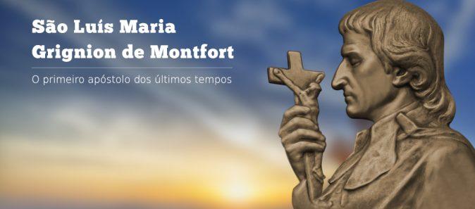 SANTO DO DIA: SÃO LUIS MARIA GRIGNION DE MONTFORT