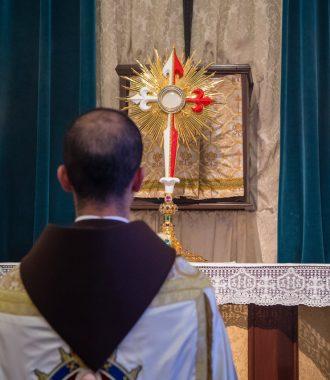 Oração a Jesus Sacramentado