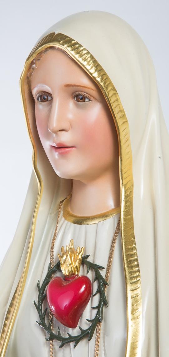 Nossa Senhora, canal das graças do Espírito Santo
