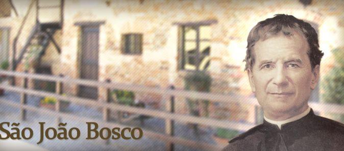 O santo do dia: São João Bosco