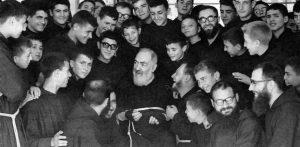 São Pio - Admiração