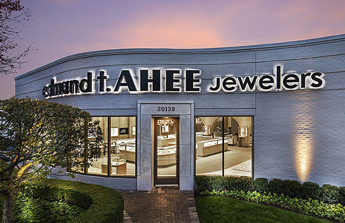Contact & Hours | Contact & Hours | AHEE Jewelers | Grosse Pointe, MI