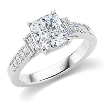 Ahee Engagement Rings