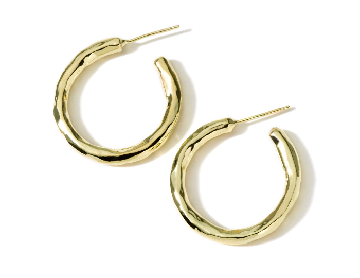 IPPOLITA 18K Gold #2 Glamazon Hoops.