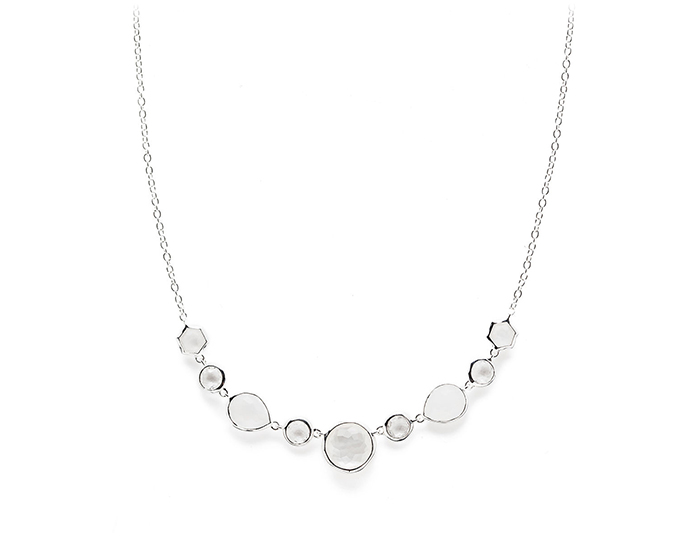 IPPOLITA Sterling Silver Rock Candy Necklace in Flirt.