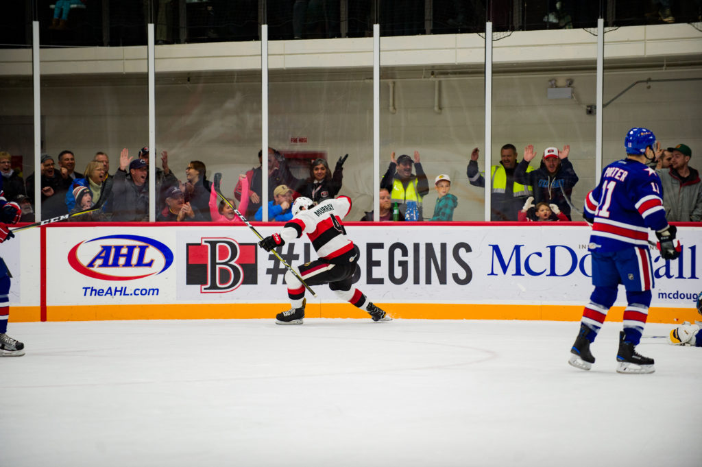 A Hat Trick For The History Books Belleville Senators