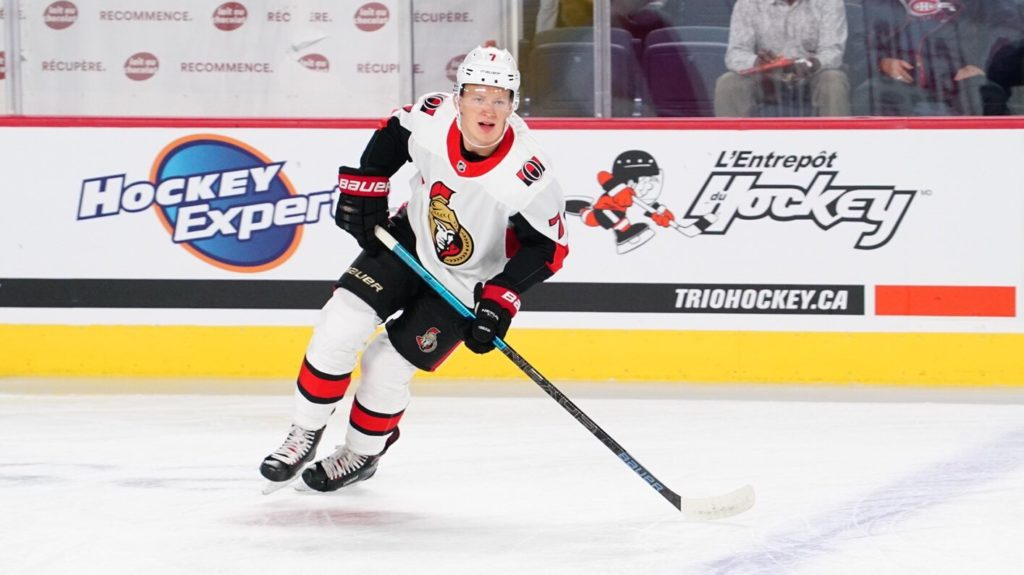 Sens Cruise To Victory Over Montreal In Rookie Tournament Opener