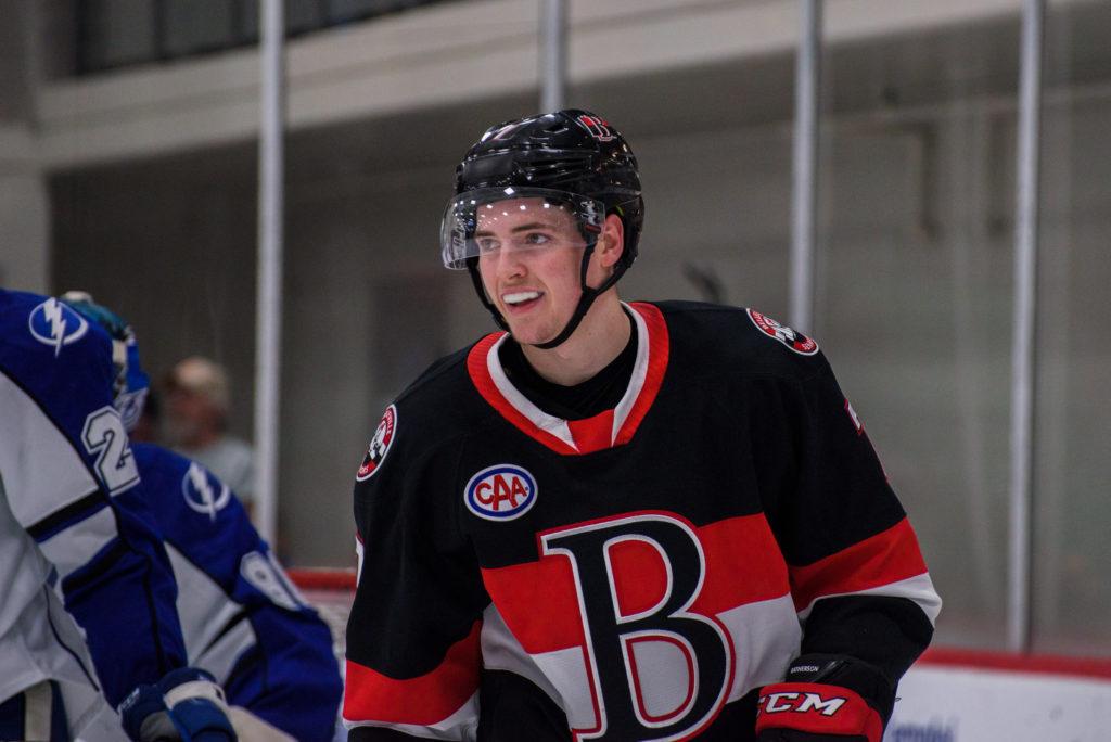 Batherson Named To 2018 19 Ahl All Rookie Team Belleville Senators