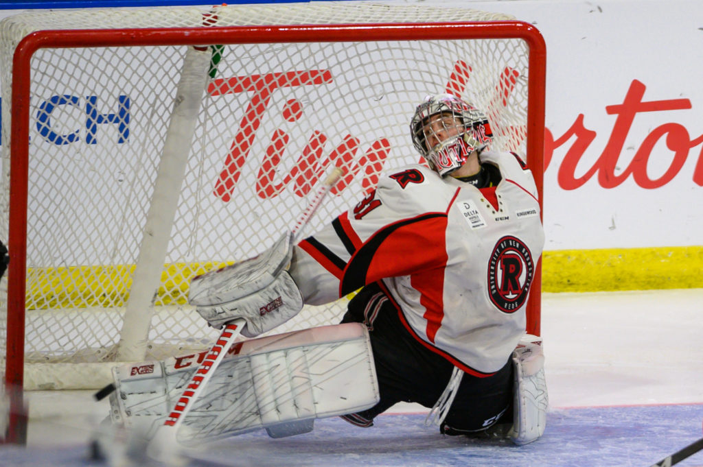 Senators Pen Dubeau To Ahl Contract Belleville Senators