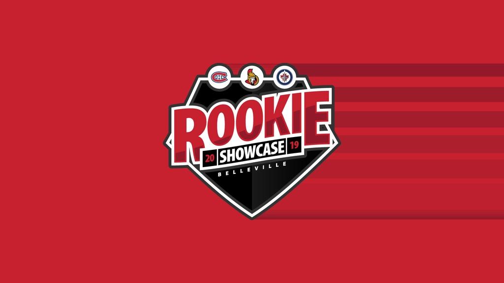 Rosters announced for 2019 Rookie Showcase - Belleville Senators