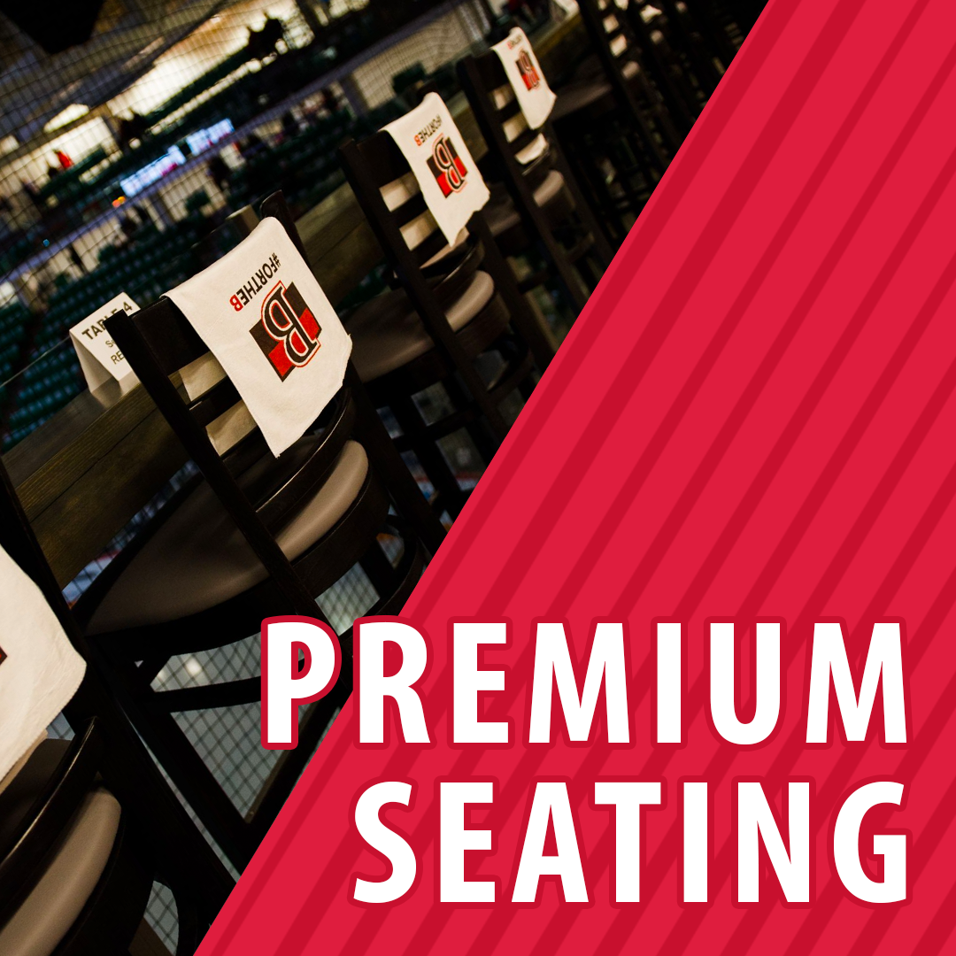 group outings premium seating