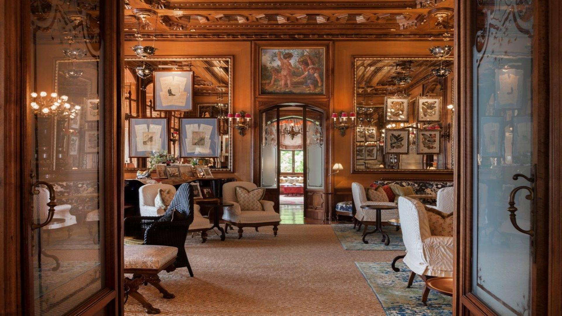 Grand Hotel à Villa Feltrinelli
