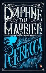 Cover art of the book, Rebecca.