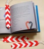 Image of Chevron Bookmark