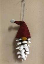 Pinecone Gnome Ornament Picture