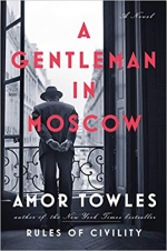 Daytime Virtual Book Group - A Gentleman in Moscow by Amor Towles