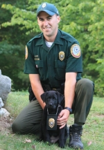NH Fish & Game Conservation Canine Unit