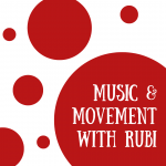 Virtual Music and Movement with Rubi